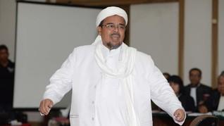 Nasib Rizieq Shihab dan Aturan Overstay di Arab Saudi