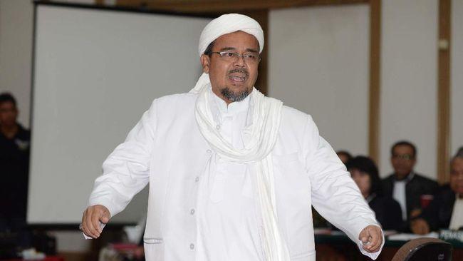 Nama Imam Besar FPI Rizieq Shihab tidak muncul sebagai capres atau cawapres yang direkomendasikan oleh Ijtima Ulama.