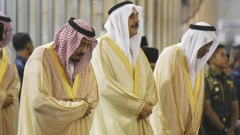 Raja Salman Pulih, Tinggalkan Rumah Sakit Usai Operasi