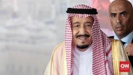 Raja Salman Pimpin Rapat Kabinet Saudi dari Rumah Sakit