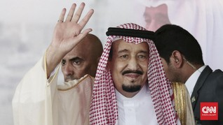Arab Saudi Tegaskan Komitmen Dukung Kemerdekaan Palestina