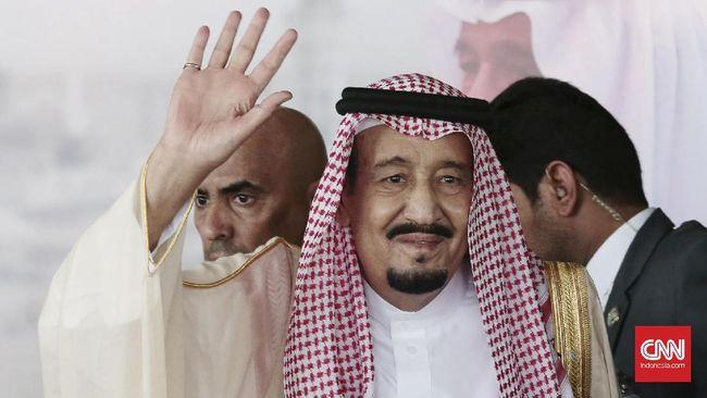 Raja Arab Saudi Salman bin Abdulaziz Al Saud telah menerima vaksin corona pada Kamis (7/1) lalu.