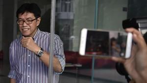 Eks Petinggi Garuda Indonesia Dijemput Paksa KPK