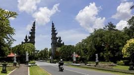 Bali Bersolek Jelang Kedatangan Raja Salman