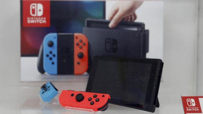 Nintendo Akui Joystick Switch Bermasalah