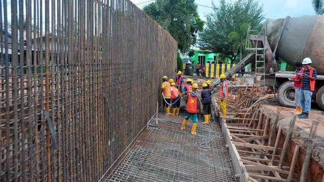 Kepala Bappenas Bambang Brodjonegoro mengatakan, selama ini, kontribusi investasi dana pensiun ke sektor infrastruktur masih terbatas.