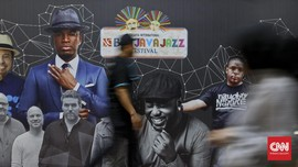 'Kemurnian' Java Jazz Terancam Regenerasi Musik Jazz