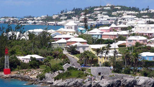 Ilmuwan Inggris Pecahkan Misteri Segitiga Bermuda