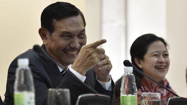 Luhut Sebut Penyindir Menteri Utang, Neneknya Menteri Utang