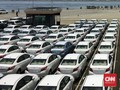 Penjualan Anjlok, Gaikindo Dorong Ekspor Demi Produksi Mobil