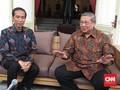 SBY Ingin Jokowi Lebih Sering Muncul Jelaskan Omnibus Law