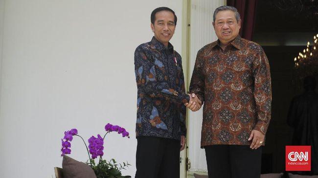 Upaya saling menyindir antara SBY dan Jokowi soal kebijakan BBM diharapkan tak mempengaruhi proses koalisi antara PDIP dengan Partai Demokrat.