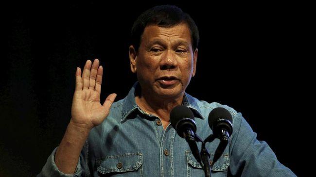 Sebut Tuhan Bodoh, Duterte Minta Maaf