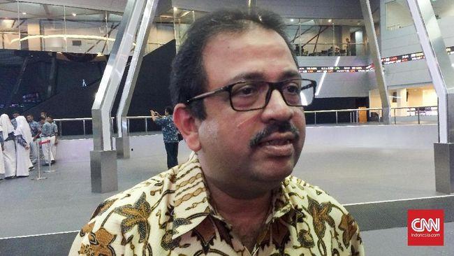 Direktur Utama PT Wika Gedung, Novel Arsyad.