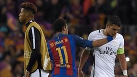 UEFA Akui Wasit Barcelona vs PSG Gagal Jalankan Tugas