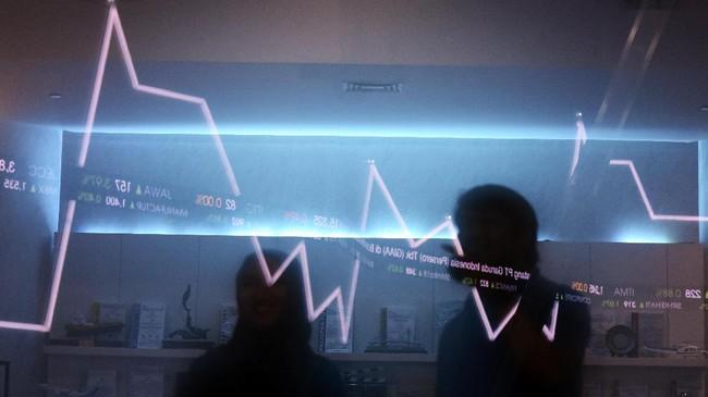 Bursa Singapura Lesu Usai Pengumuman Lockdown Terbatas