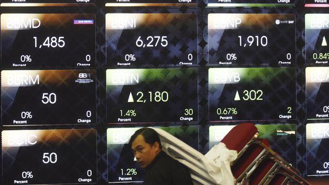 IHSG diramal menguat diakhir pekan didorong aturan insentif pajak yang dikeluarkan Jokowi.
