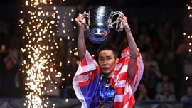 6 Rekor Fantastis Lee Chong Wei