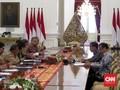 Besok, Jokowi Terima Laporan Persiapan Annual Meeting IMF