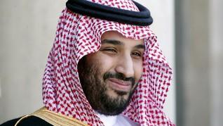 Putra Mahkota Saudi Kunjungi Industri Antariksa AS