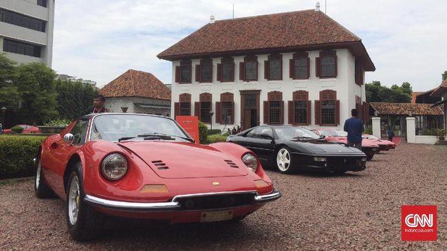 Studi dilakukan pada 148,1 juta unggahan supercar di Instagram. London dan Ferrari merupakan terfavorit.