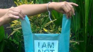 Greenpeace: Kantong Plastik dari Tumbuhan Rusak Lingkungan
