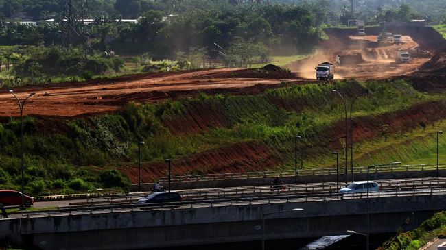 PT Trans Bumi Serbaraja menargetkan Tol Serpong-Balaraja Seksi I (Serpong-Legok) akan mulai beroperasi pada kuartal IV 2021.