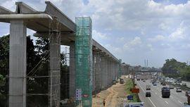 Bangun LRT, Adhi Karya Kantongi Rp2,8 T dari Bank Mandiri