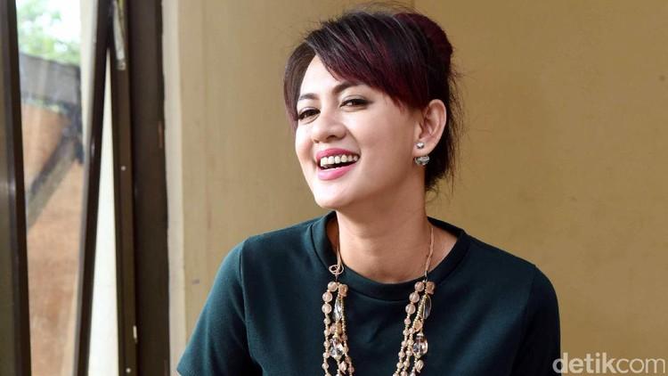 Yeyen Lidya saat ditemui di kawasan Cawang.