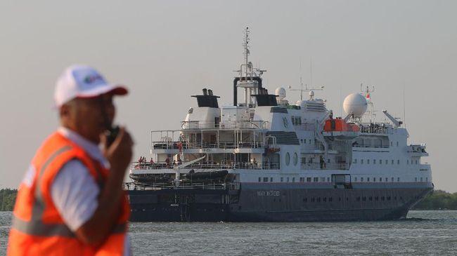 BPKS Sabang dan Pemkot Sabang akan menggelar rapat besok untuk menimbang soal permohonan izin berlabuh Kapal Pesiar MS Artania, 16 Desember 2020.