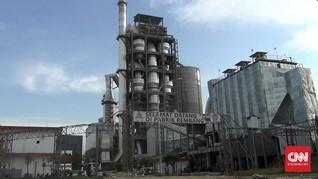 Menperin Dorong Semen Indonesia Lanjutkan Produksi