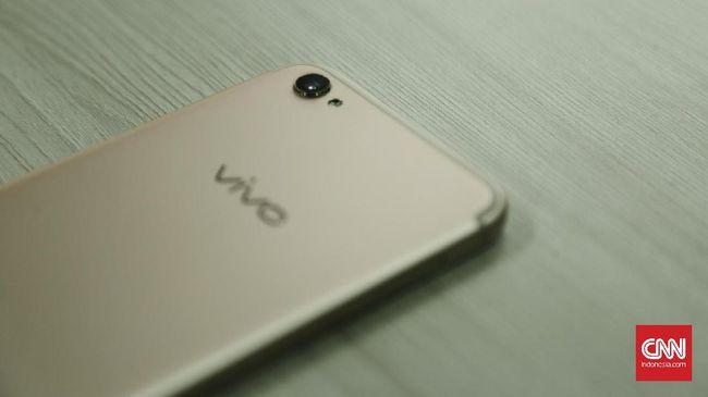 Vivo menangkis anggapan bahwa ponsel pabrikan China ringkih.