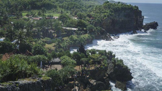 Rekayasa Lalu Lintas Menuju Objek Wisata Pantai Di Yogyakarta
