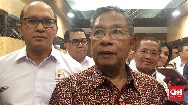Menko Perekonomian Darmin Nasution tak yakin pertumbuhan ekonomi kuartal IV 2018 bakal mencapai 5,1 persen. Pertumbuhan  akan berada di bawah 5,1 persen.