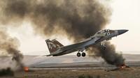Jet Tempur Israel Serang Fasilitas Militer di Suriah