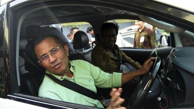 Eks Menteri BUMN Dahlan Iskan sempat mendapat informasi dari sumbernya bahwa sumbangan Rp2 triliun dari pengusaha Akidi Tio bakal cair hari ini.