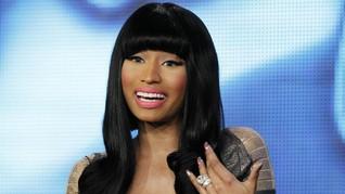 Nicki Minaj Berurai Air Mata Ungkapkan Pengalaman KDRT