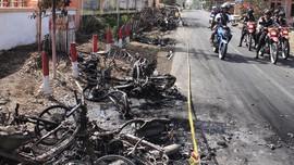 Suami-Istri Diduga Provokasi Petani Serang Aparat di Jambi