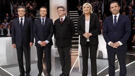 Terorisme Bayangi Prediksi Pemilu Perancis