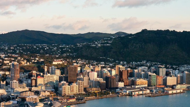 Menari Haka, Petinggi Partai Selandia Baru Diusir Parlemen