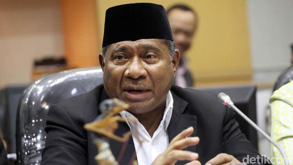 Rapat DPR, Politikus PAN Bicara Keraguan terhadap Keislaman Menteri Agama