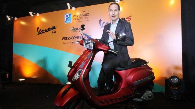 Sebagai merek motor skuter matik premiium, Piaggio belum berencana untuk melakukan kampenye irit BBM demi menaikkan angka penjualan.