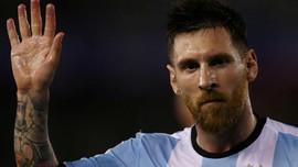 Blatter: Messi Tak Pantas Jadi Pemain Terbaik Piala Dunia