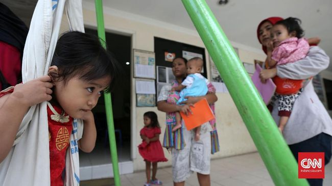 It is feared that a pandemic could increase the risk of stunting