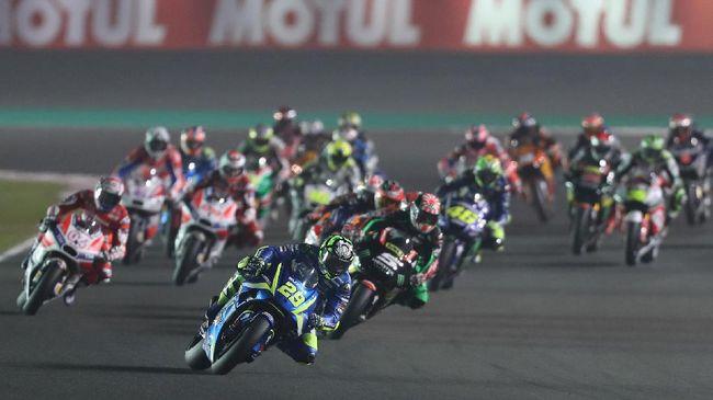 MotoGP Qatar di Sirkuit Losail akan menjadi seri pembuka MotoGP 2018. Berikut ini prediksi pemenang MotoGP Qatar dari tim olahraga CNNIndonesia.com.