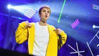 Justin Bieber Batalkan Konser Karena Stres