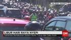 Gerbang Tol Ciawi Hingga Megamendung Macet Saat Libur Nyepi