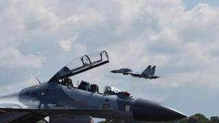 Pesawat Jatuh di Riau, Pilot Selamat dengan Kursi Lontar