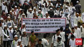 Aksi 313 dan Antiklimaks Demo Sentimen Berjilid