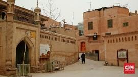 Fotografer China Hilang Saat Diundang Memotret ke Xinjiang